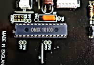 The ONIX ECU 10100