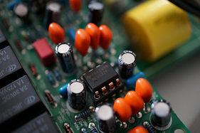 Signal through a cheap chip