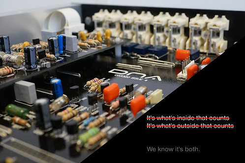 Optional MM Disc Board for Vinyl Record Playback