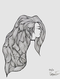 Girl With The Wild Hair