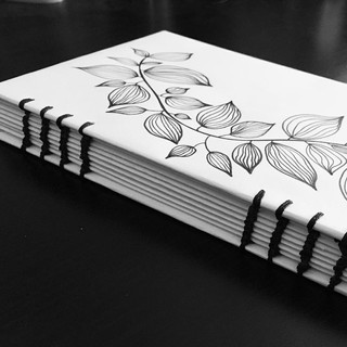 Coptic Bound Journal