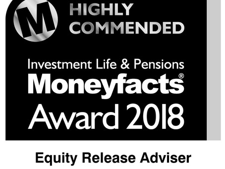 Investment Life and Pensions Awards – Best Equity Release Adviser