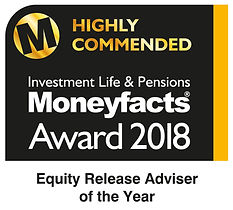 equity release adviser of the year