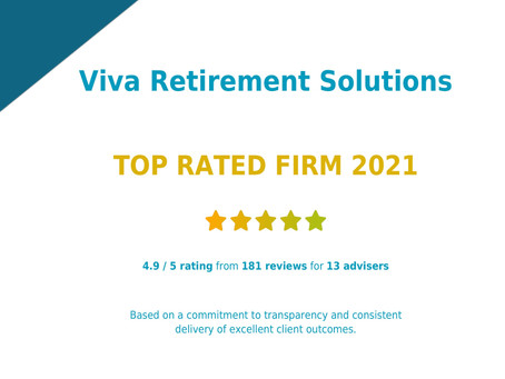 We are a Times 2021 VouchedFor Top Rated Firm