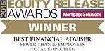 Equity Release Awards 2015 Winner