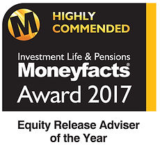 Moneyfacts - Highly Commended