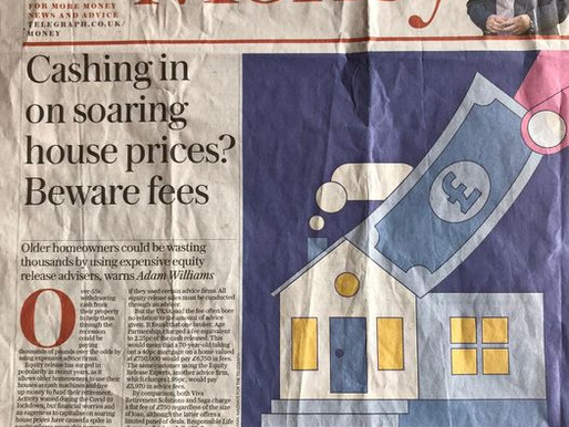 Our Competitive Fees Make the News