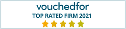 VouchedFor Top Rated Firm