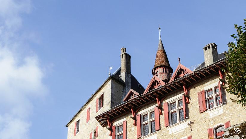 Photo du Château de Menthon Saint Bernard Stanislas Bukovski 006