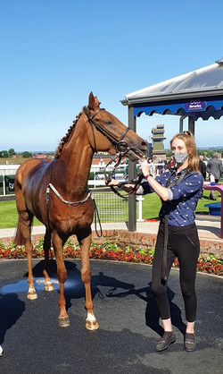 Johnny Boom at Beverley