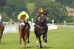 Ionian Sea winning on debut at Beverley