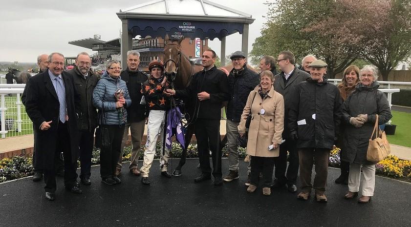Members with Crownthorpe at Beverley