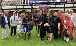 Johnny Boom and members winning at Pontefract