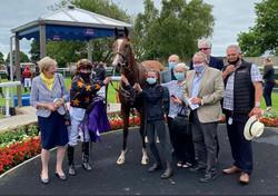 La Feile winning on debut at Beverley