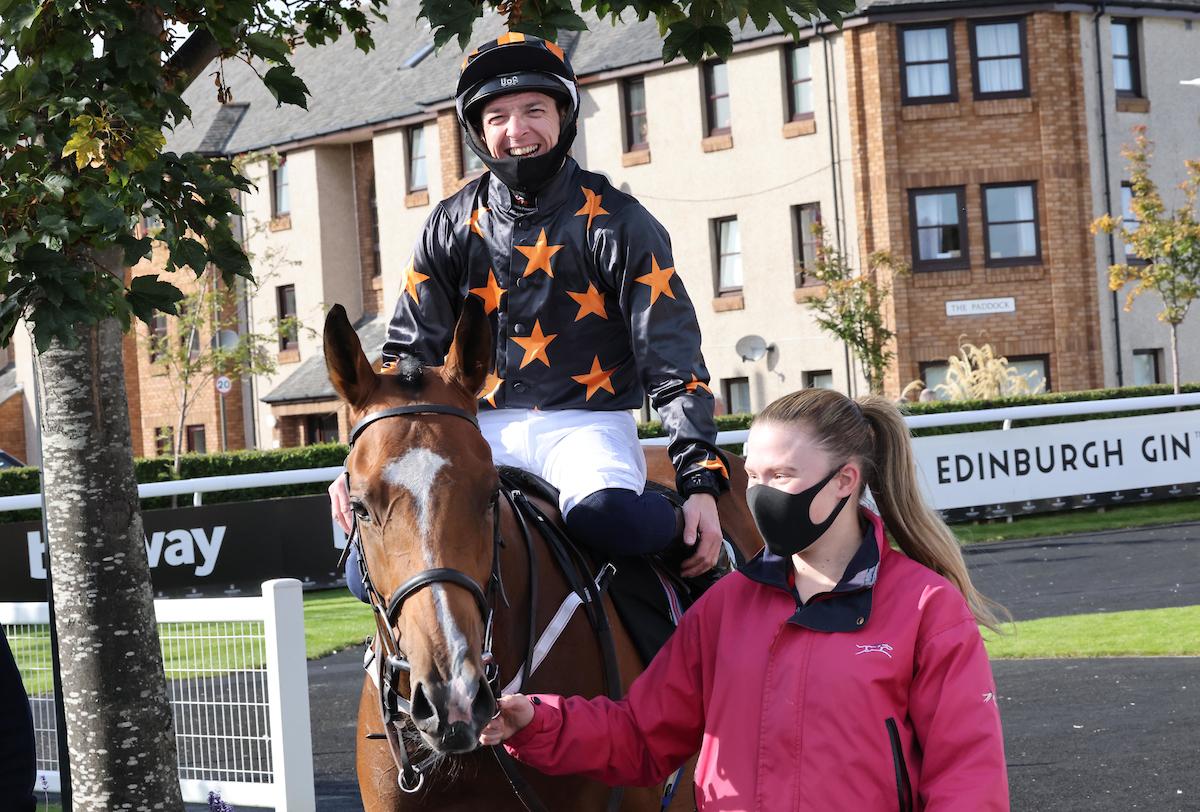 Vivacious Boy and Paddy Mathers