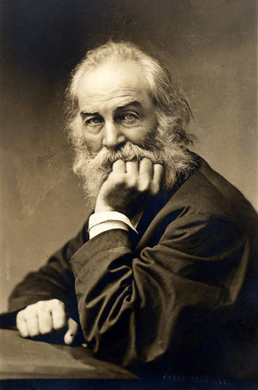 Walt Whitman 150 Years Ago