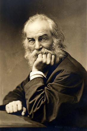 Walt Whitman 150 Years Ago