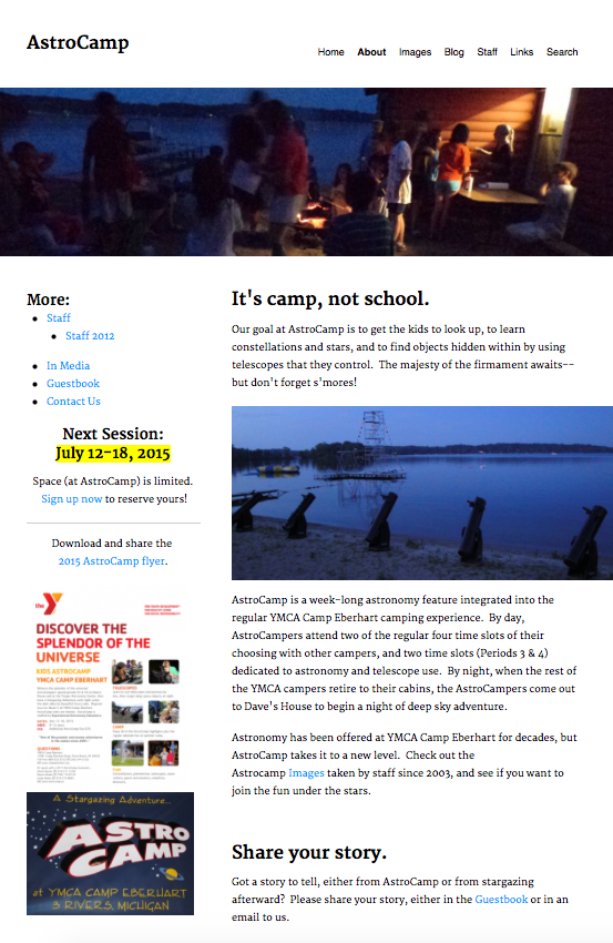 AstroCamp : About.png