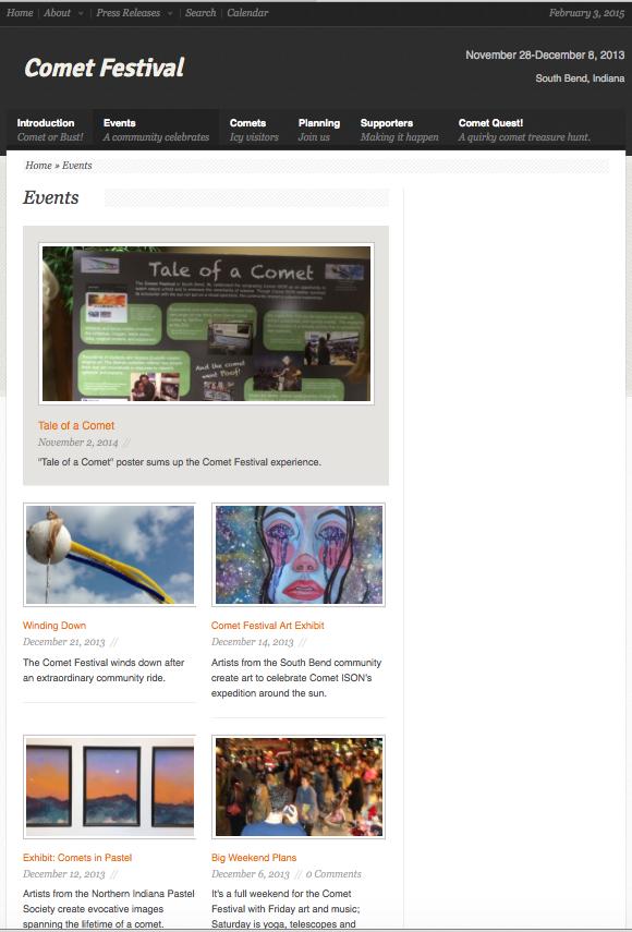 Comet Festival : Events.png