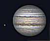 Jupiter Imaged at AstroCamp