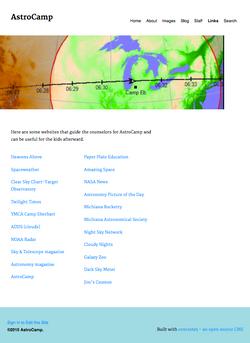 AstroCamp : Links.png