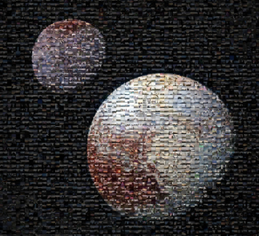PlutoTime Mosaic in Gigapan