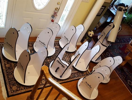 New Telescopes Ready for 2018