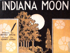 "Indiana Moon is ""Heaven's Lantern"""