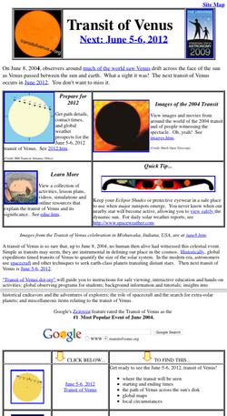 ToV2004-Home-Transit of Venus