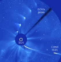 Comet ISON Afterlife
