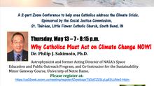 Catholics and Climate Change