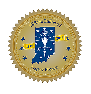 Indiana Seal: Official Endorsed Legacy Project