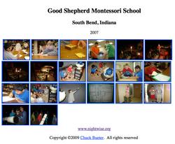 Good Shepherd Montessori Project