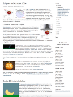Nightwise.org : Eclipses in October 2014.png