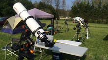 Stargazing in 2021 at Dr. TK Lawless Dark Sky Park