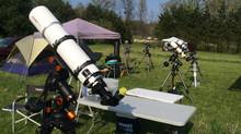 Stargazing in 2021 at Dr. TK Lawless Dark Sky Park