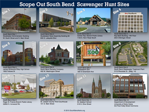 """Scope Out South Bend"" Launches"