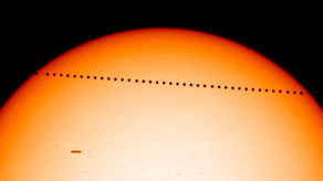 Transit of Mercury, 9 May 2016