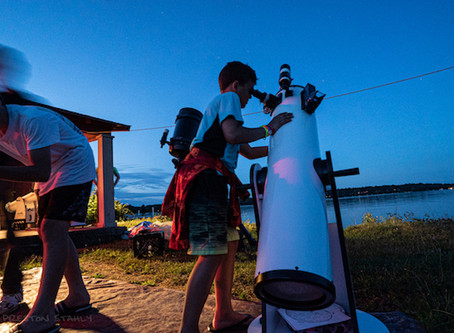 AstroCamp 2019 Images
