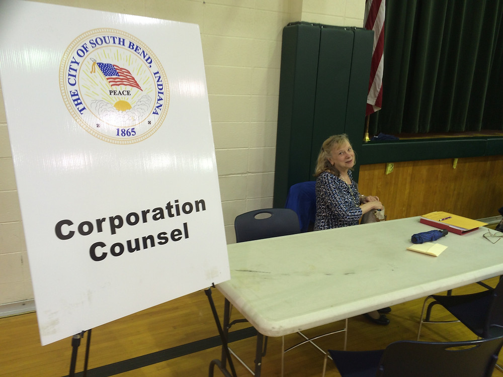 Corporation Counsel at Mayor's Night Out 2016