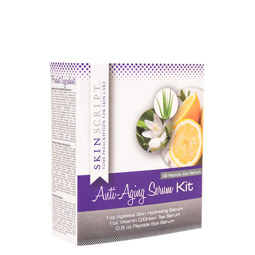 Anti Aging Serum Kit