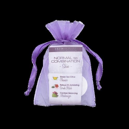 Normal/Combination Skin Sample Bag