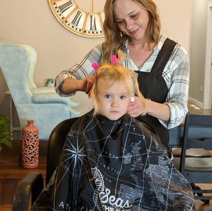 Family haircare in cavalier nd