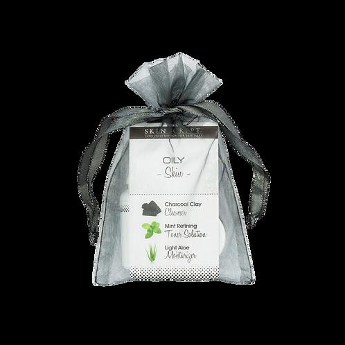 Oily Skin Sample Bag