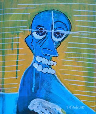 Blue Teef