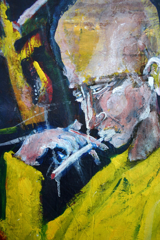 Yellow Smoker