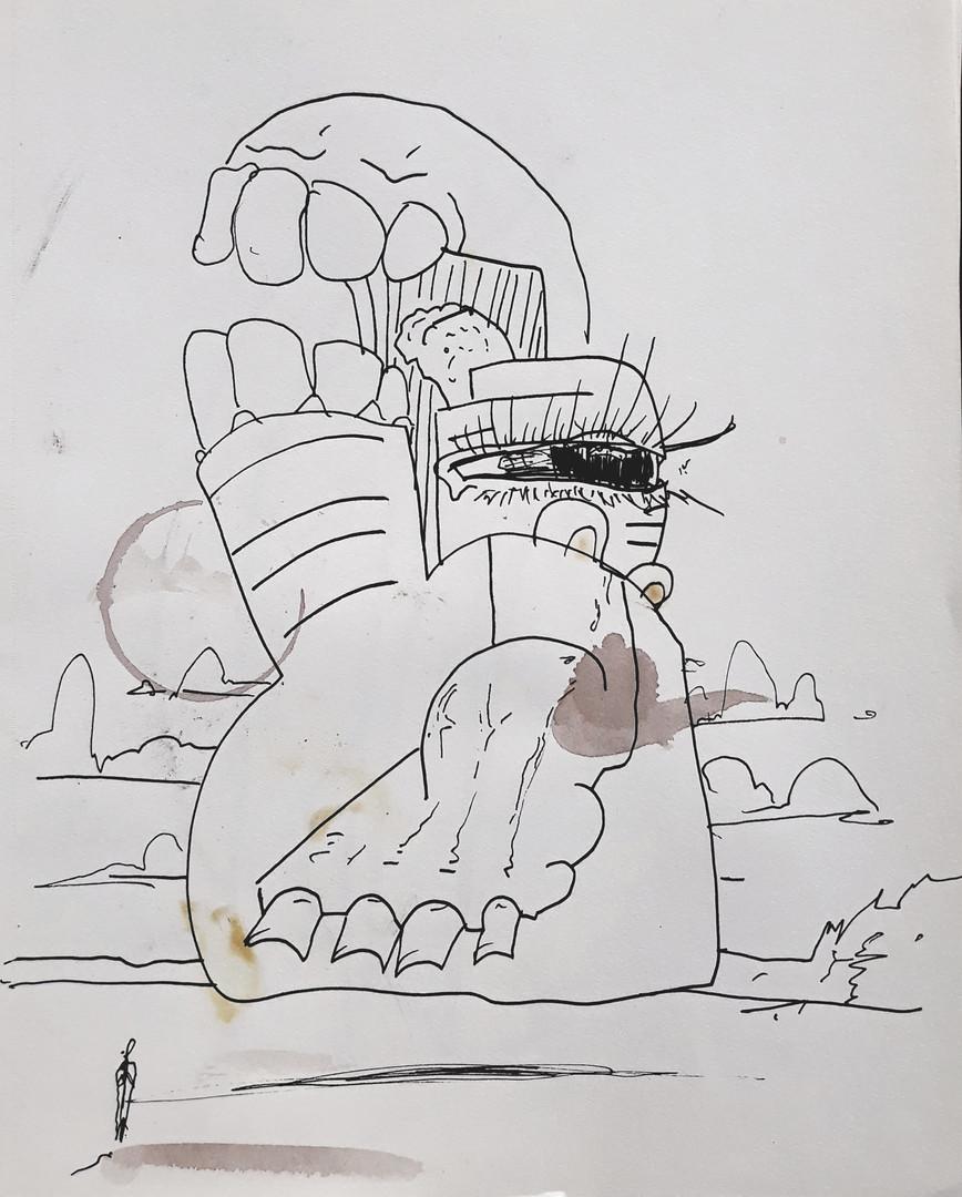 Teeth Feet