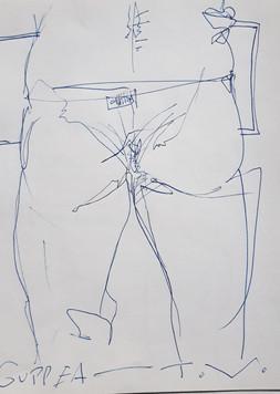 A Butt