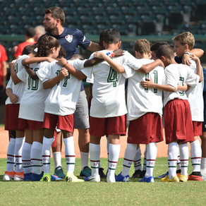 Fluminense FC at Disney Cup