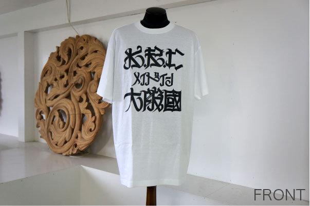 KRC Tシャツ (K.R.C メイドイン 大阪國)